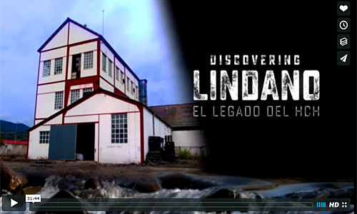 Discovering Lindane, documental de Arturo Hortas.
