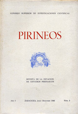 Revista Pirineos