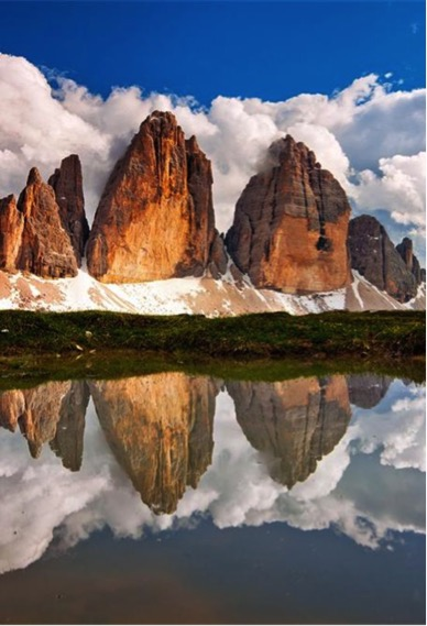 Los Dolomitas y el International Mountain Summit